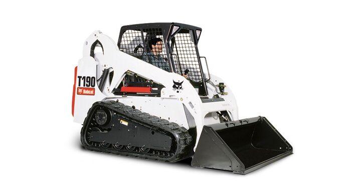 Аренда мини погрузчика Bobcat T 190