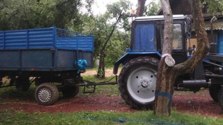 Функции трактора