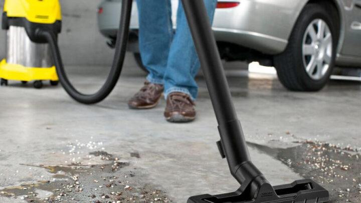 Уборка частных гаражей