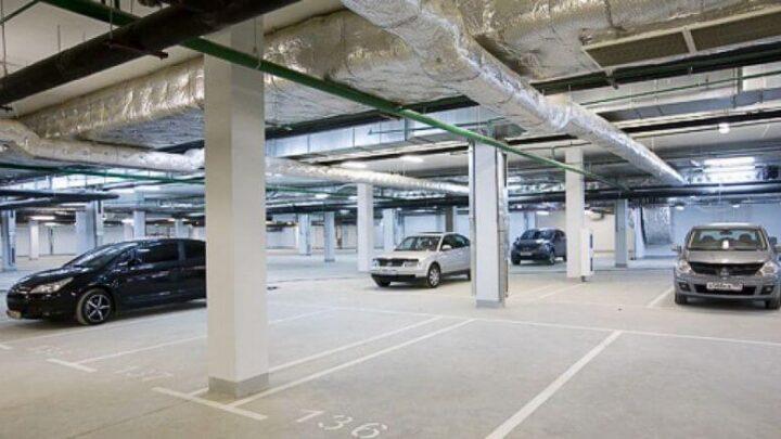 Уборка паркингов